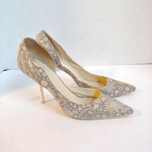 DKNY made in italy pumps